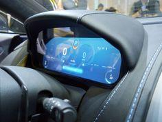 CES 2016: LeTV offers a glimpse at its EV HMI tech - Car Design News