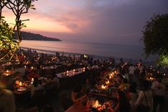 Jimbaran Bay Menega Cafe