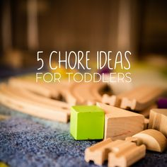 As parents, we know that toddlers are capable of making messes of epic proportions. But are they also capable of doing chores?