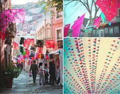 The Wedding Decorator: Spanish Wedding Inspirations and Ideas