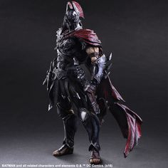 Square Enix's Spartan Batman Action Figure | 4