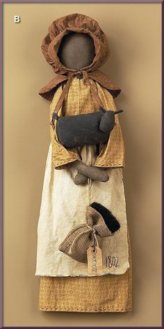 Another pinner said..dollmarylamb.jpg (350×702)   I have this doll...love it!!