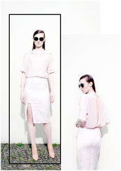#karakusi #skirt #top #silk #nudes #elegant #sexy #berlin