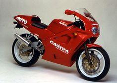 Cagiva Mito 125 (1992)