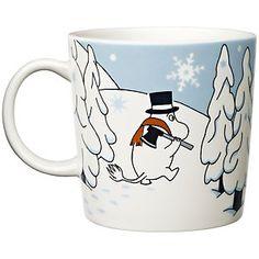 Iittala Moomin Winter Forest Mug
