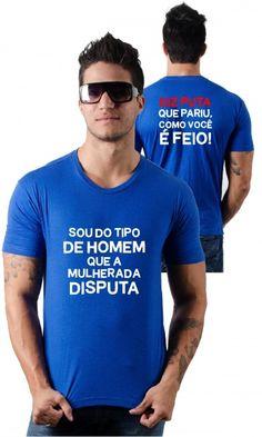 camiseta - disputa - Camisetas Personalizadas,Engraçadas|Camisetas Era Digital