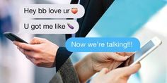 I Sexted My Husband Every Day for a Week and Here's What Happened