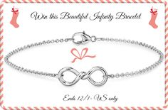 ****Enter To Win A Blue Nile Infinity Bracelet!!**** - Krazy Coupon Club