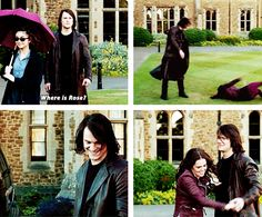 Romitri. if only it was a little more like the book and was continued
