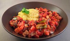 vegetarisch stoofpotje met aubergine | Wessalicious
