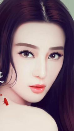 Phạm Băng Băng - Lấy ảnh xin ghi nguồn #Ruima vẽ tay Beautiful Fantasy Art, Beautiful Anime Girl, Beautiful Asian Women, Asian Woman, Asian Girl, Fanart, Japanese Drawings, Star Art, Chinese Art