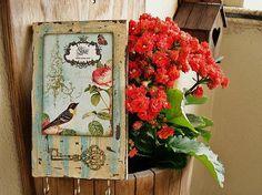 Porta-chaves Little Bird