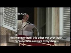 http://www.romereports.com/palio/pope-condemns-illegal-weapons-trade-english-10963.html#.Ui7MGcZ7JNo Pope condemns illegal weapons trade