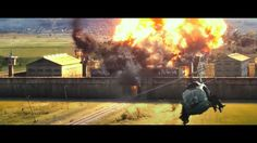 Full of action with an impressive cast of legends in this new trailer of #TheExpendables3: http://www.artofvfx.com/?p=6570