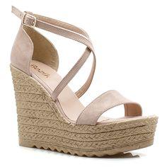 720 Σ Wedges, Shoes, Fashion, Moda, Zapatos, Shoes Outlet, Fashion Styles, Shoe, Footwear
