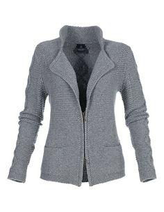 Cardigan, pure cashmere   Madeleine Fashion