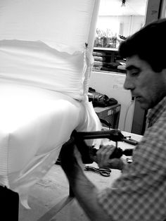 Upholstery, our master technique.