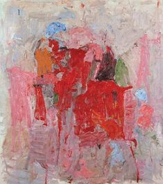 Abstract Expressionism - The Men: Philip Guston, The Mirror, 1957