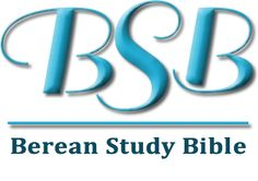 Berean Study Bible: Examine the Scriptures //Looking forward to using this in my studies. Can't wait for the O.T. to be finished