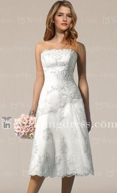 Inspired Gowns: buy this dress for a fraction of the salon price on PreOwnedWeddingDresses.com