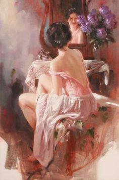 'The Vanity Mirror'