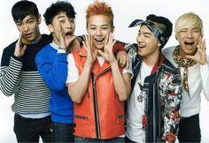 BIGBANG GMARKET 2013 - #GDragon #Daesung #TOP #Seungri #Taeyang #BigBang #Kdrama #Kpop