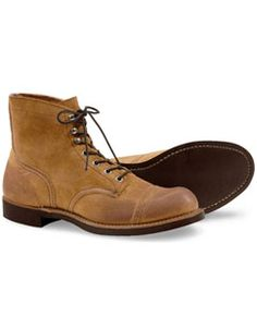 Iron Ranger by Red Wing Shoes Footwear