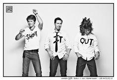 Photo 5 out of 365  HANSON 2009 - Shout It Out Promo Shoot - Los Angeles, CA #hanson #hanson20th www.hanson.net