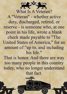 A veteran
