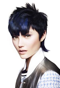 The Edie by TONI& GUY International Artistic Director, Richard Mannah and TONI&GUY International Technical Director, Nana Gries