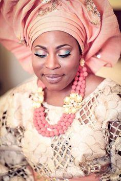 Nigerian Traditional engagement