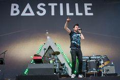 Bastille en el BBK Live 2014