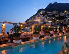 Le Sirenuse Hotel Italy