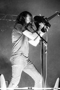 Fotorreportagem A Place To Bury Strangers @ Reverence Valada, 09/09/16 - Parque das Merendas, Valada - World Of Metal