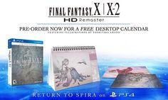 Final Fantasy X | X-2 HD Remaster'ın PS4 Çıkış Tarihi