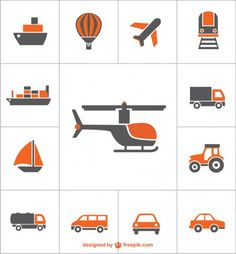Objects Vectors, Photos and PSD files Transport Images, Illustration Story, Illustrations, Watercolor Sky, Nautical Design, Free Vector Graphics, Cartoon Styles, Icon Design, 3d Printing