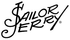 Official Home of Sailor Jerry Clothing and Merchandise Sailor Jerry, Logo Images, Ghostbusters, Red Color, Hand Lettering, Logos, Red Things, Bands, Iphone 8