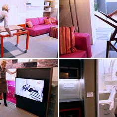 Core77 2013 Year in Review: Furniture Design, Part 2 - The Most Space-Saving, Transformable and Extreme