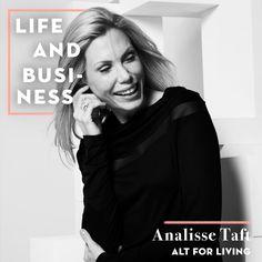 Life & Business: Analisse Taft of ALT for Living