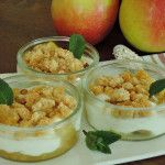 Apfel-Quark-Creme+mit+Amaranthstreuseln
