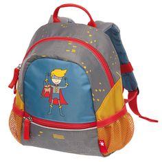 fdeb140e40 Sigikid Παιδική Τσάντα για το Νηπιαγωγείο - Σούπερ Ήρωας