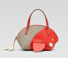 I don't care that this is a Gucci children's accessory. I want this whale for myself.