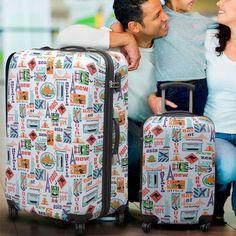 Se ti piace viaggiare con stile e vuoi che i tuoi beni personali siano protetti, il set di valigie Fashion (3 pezzi) deve essere tuo. Questo set di valigie incl