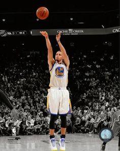 Golden State Warriors- Stephen Curry- Canvas Sportswrap