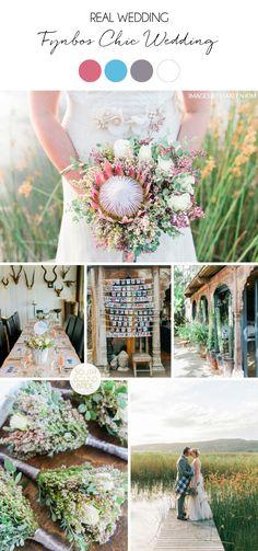 Fynbos Chic Wedding by Maxeen Kim | SouthBound Bride