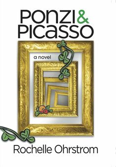"""PONZI & PICASSO is a heart-stopping read from insider's view of the international art world. Type Design, Book Cover Design, Art World, Picasso, Book Covers, Literature, Novels, Reading, Heart"