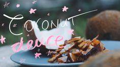 COCONUT DEUCE RECIPE - island dessert #vegetarianism #vegan #vegetarian #diet #spirituality #veganism #ScienceoftheSoul #food #health #Buddhism