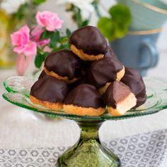 En riktig fikaklassiker! Goda och glutenfria biskvier.