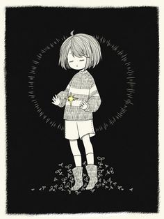 Frisk from Undertale