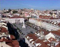 Rossio Square #Lisbon
